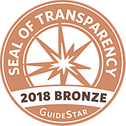 Seal of Transparency - Bronze 2018